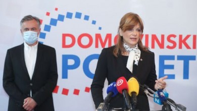 Photo of Karolina Vidović-Krišto podsjetila da Hrvatska ima protuustavne izborne jedinice, dovodi u pitanje novu Vladu