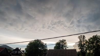 Photo of Upaljen meteoalarm za područje Gospića, stižu pljuskovi s grmljavinom