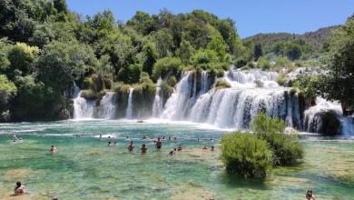 Photo of VIDEO The Plitvice Times u NP Krka: Po osvježenje ne morate ići na more!