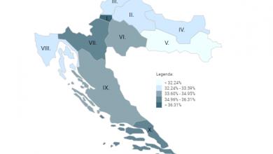"""Photo of Izlazne ankete: Četiri stranke osvajaju mandate u """"ličkoj"""" izbornoj jedinici"""