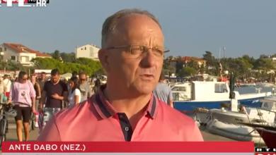 """Photo of VIDEO Gradonačelnik Novalje zahvalan hrvatskoj diplomaciji: """"Bitno je ublažila posljedice štetnog njemačkog priloga"""""""