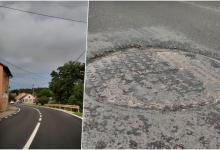Photo of FOTO Gradivo o šahtovima još nije usvojeno. Pogledajte kako su u Otočcu napravili novu dionicu ceste