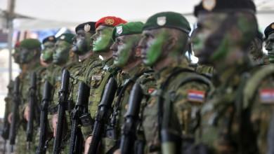 Photo of Usponom na Kninsku tvrđavu završena hodnja novih vođa Hrvatske vojske