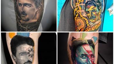 Photo of HIT U SVIJETU Tesla je omiljeni motiv za tetovaže!