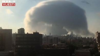Photo of Uzrok strašne eksplozije je gnojivo s ruskog broda?