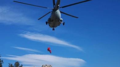Photo of HGSS uz pomoć helihoptera spasio planinarku na Velebitu