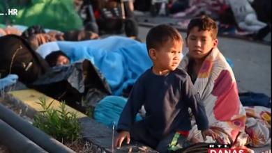 Photo of VIDEO  Hrvatska će primiti djecu iz grčkog kampa Moria: Na Lezbosu situacija s migrantima je sve gora