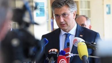 Photo of Premijer Plenković je pozitivan na koronavirus