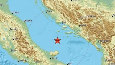 Photo of NA JADRANU Čak 11 potresa tijekom noći, najjači je bio 3,5 po Richteru