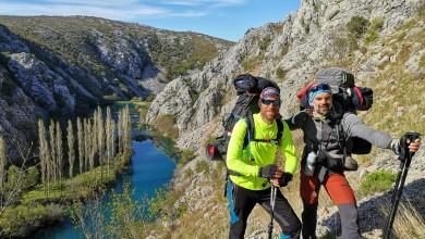 Photo of FOTO Daniel i Ranko su radi djece s teškoćama u razvoju propješačili više od 600 kilometara
