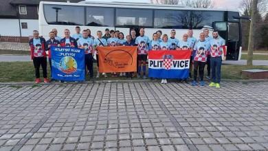 """Photo of FOTO Članovi """"AK Velebit 2001."""" nastupili na 11. memorijalnom ultramaratonu Karlovac – Plitvice"""