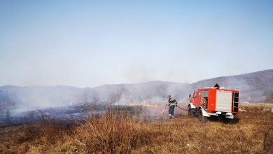 Photo of Povećan broj požara otvorenog prostora, vatrogasci pozivaju na oprez