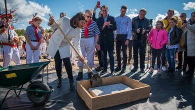Photo of Svečanim polaganjem kamena temeljca obilježen početak izgradnje Kuće halubajskega zvončara