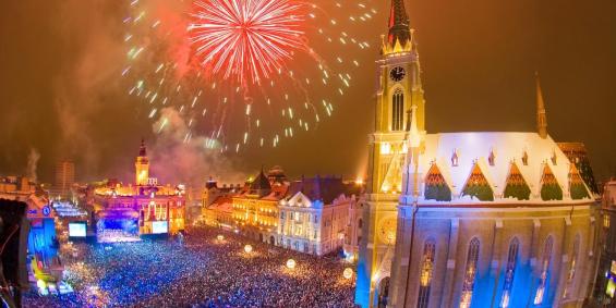 Photo of Novi Sad: Usporeni grad dinamičnih provoda