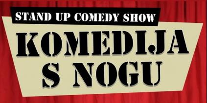 Photo of Stand up komedija gostuje u Otočcu 13.04.