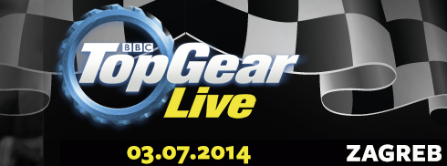 Photo of Top Gear Live 2014 u Zagrebu