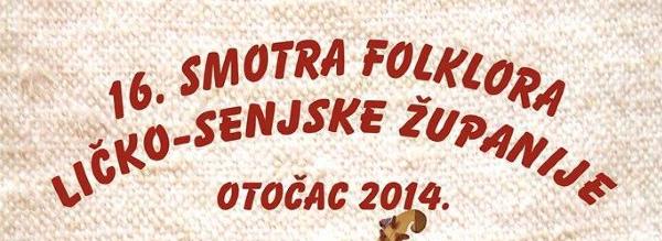 Photo of 16. smotra folklora Ličko-senjske županije
