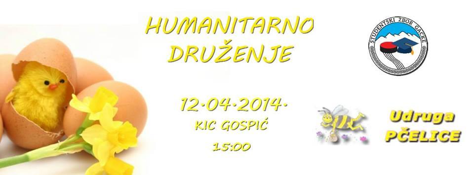 Photo of Humanitarno uskrsno druženje Udruge Pčelice i Studentskog Zbora Gacke