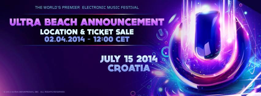 Photo of Velika najava za Ultra Europe 2014