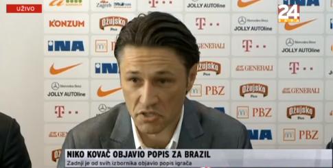 Photo of UŽIVO: Objavljen popis igrača za BRAZIL!