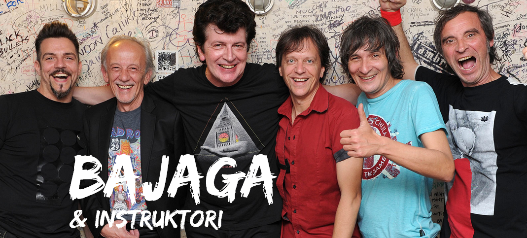Photo of Opatijska ljetna pozornica: BAJAGA I INSTRUKTORI, predgrupa VATRA
