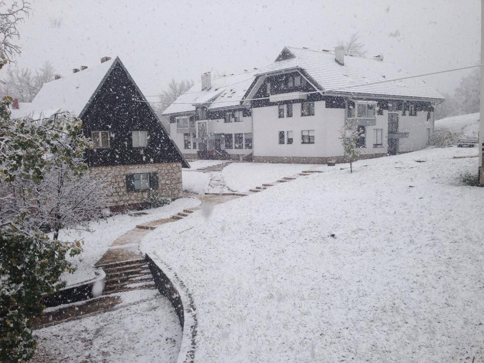 Photo of Večeras najavljen snijeg u Lici?