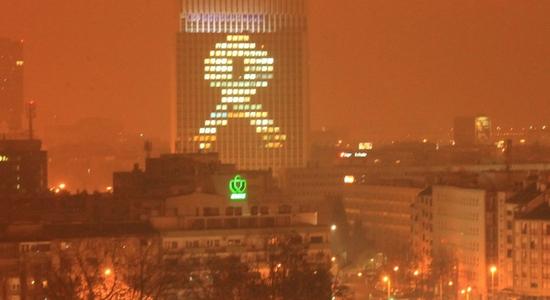 Photo of Zagrepčanka upalila svjetla za svjetski dan borbe protiv HIV-a