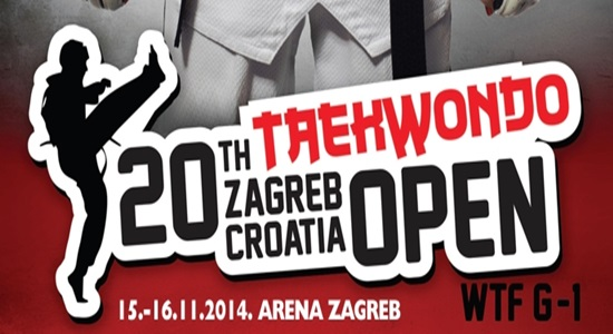 Photo of TAEKWONDO NATJECANJE CROATIA OPEN