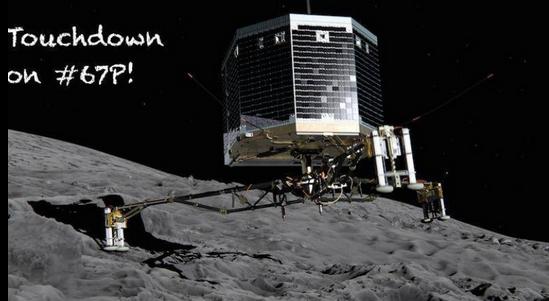 Photo of Čovječanstvo je uspjelo sletjeti na – KOMET!