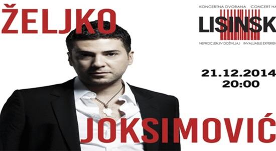 """Photo of Željko Joksimović predstavlja po prvi put projekt """"Balkan Bazaar"""" u Lisinskom"""