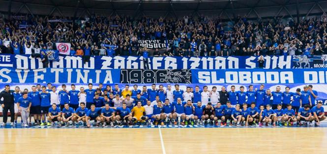 """Photo of Interview – FILIP ANDABAKA; """"Futsal Dinamo je klub kojem su navijači sve"""""""