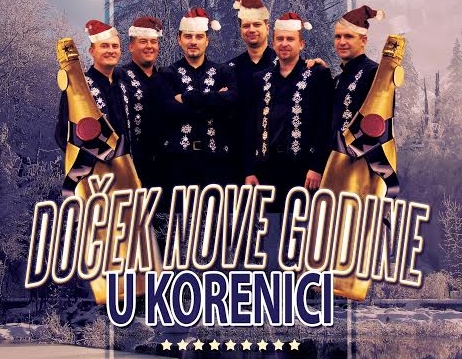 Photo of ŠIROK ŠOR i bogat program za Doček Nove godine u Korenici