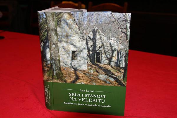 """Photo of Predstavljanje knjige """"Sela i stanovi na Velebitu"""""""