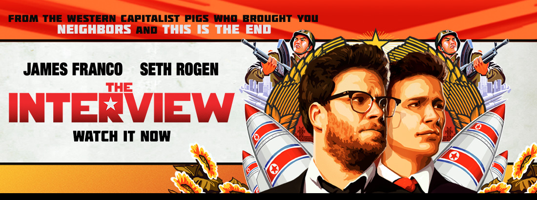 "Photo of Tamarina RECENZIJA filma ""THE INTERVIEW"" (2014.)"