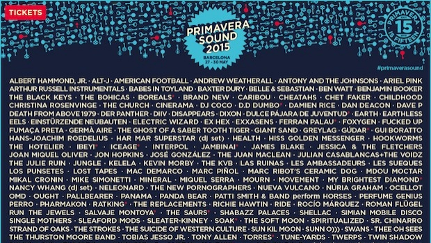 Photo of Objavljen lineup za Primavera festival