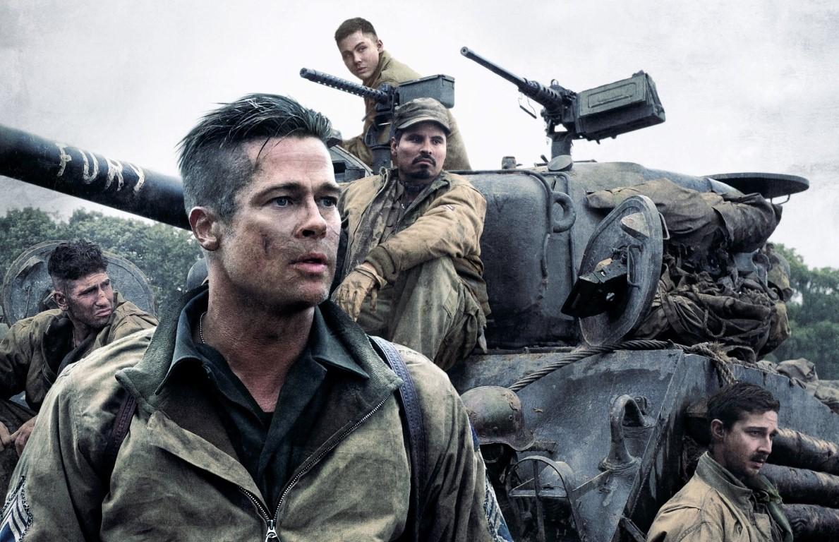 """Photo of Recenzija filma """"Fury"""" (2014.): Ne rodimo se s mržnjom, naučimo ju."""