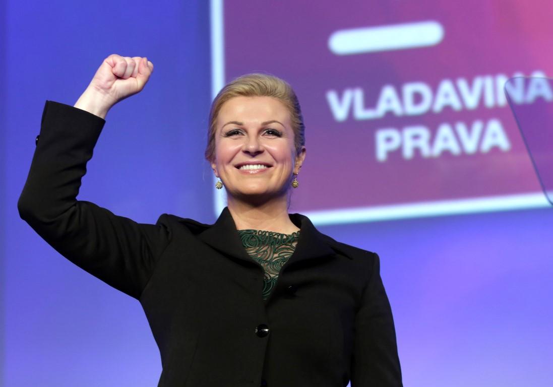 Photo of Imamo PREDSJEDNICU REPUBLIKE HRVATSKE! Gospođa KOLINDA GRABAR – KITAROVIĆ