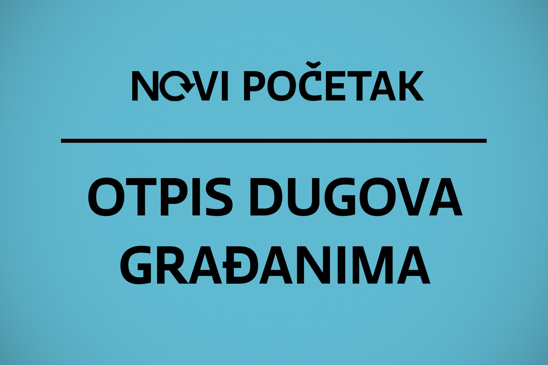 Photo of OTPIS DUGOVA: Vlada objavila uvjete za spas 60.000 građana
