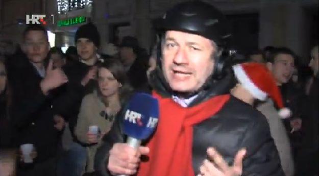 Photo of RIJEKA Nikad smješnije javljanje s HRT-a: Doček Nove godine u Rijeci!