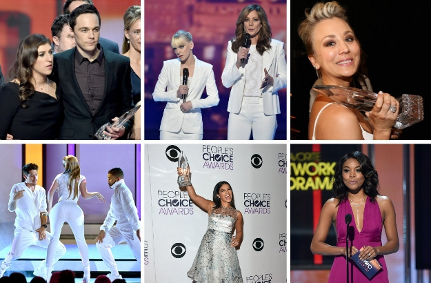Photo of People´s Choice Awards