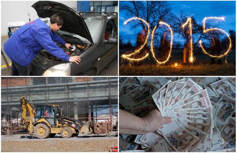 Photo of Novi obračun plaća, oporezivanje kamata na štednju… Što se sve mijenja od 1. siječnja 2015.