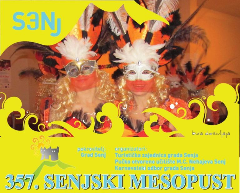 Photo of 357. Senjski mesopust