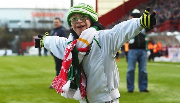 Photo of Dječak sa sindromom Down zabio gol mjeseca u Škotskoj