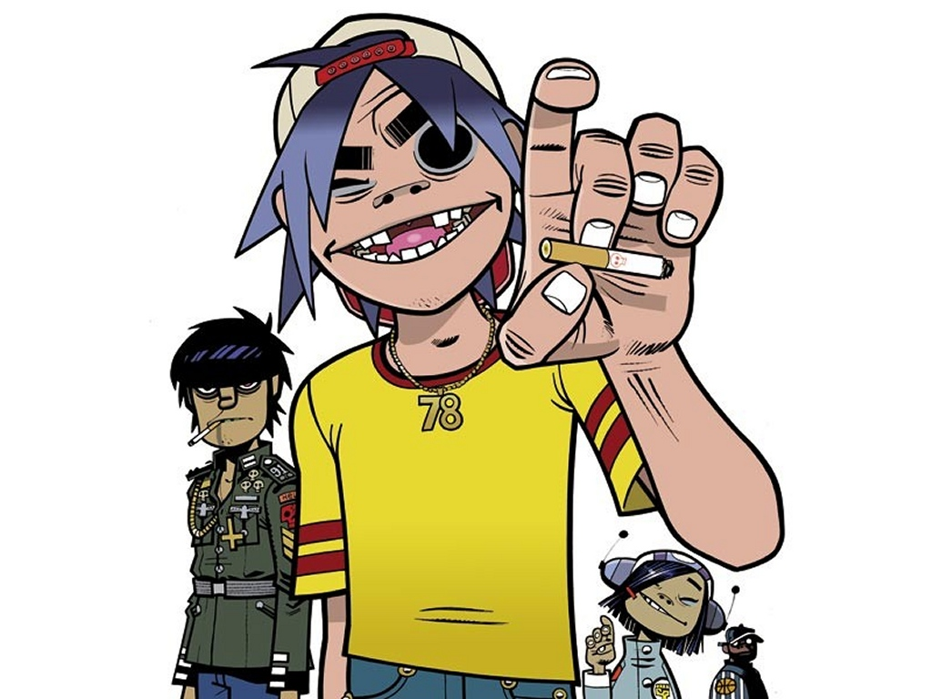 Photo of Jamie Hewlett povratak Gorillaz