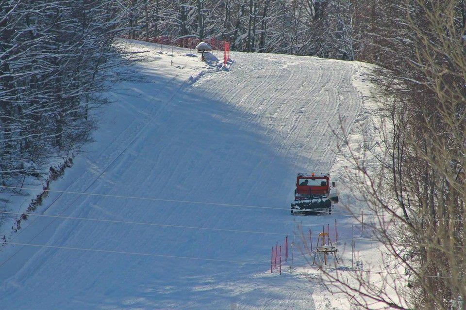 Photo of BAŠKE OŠTARIJE : Otvorena skijaška staza