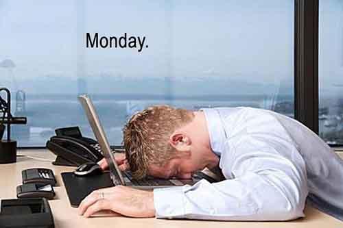 Photo of Kako preživjeti ponedjeljak?
