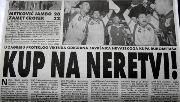 Photo of Sportski aperitiv: Gdje je nestao hrvatski rukomet
