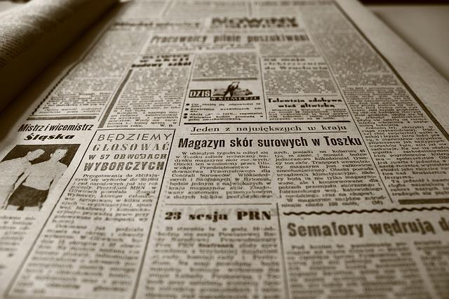 Photo of Novine stare 135 godina pronađene u stropu muzeja