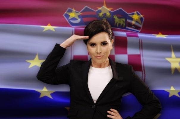 Photo of Nives Celzijus u spotu glumi predsjednicu Kolindu