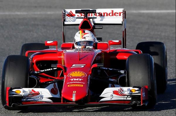 Photo of Vettel najbrži u Ferrariju, prvi problemi za Alonsa i McLaren